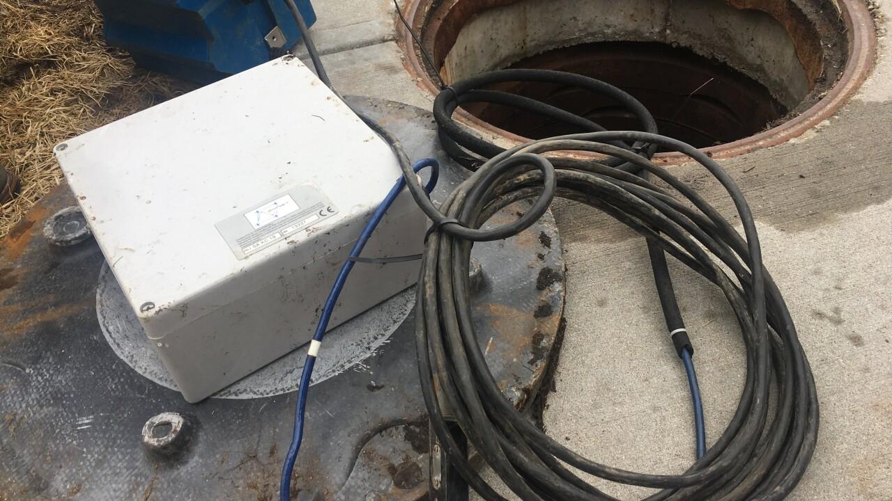 smart sewers