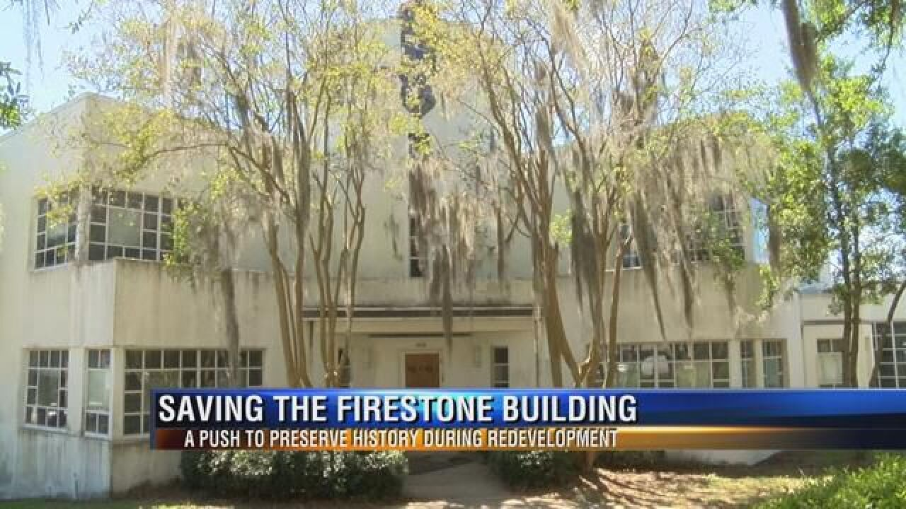 Residents Gather to Oppose Old Leon County Jail Redevelopment
