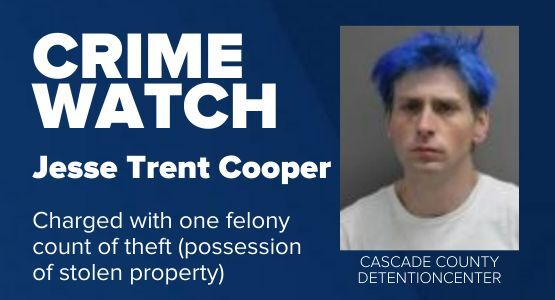 Jesse Trent Cooper