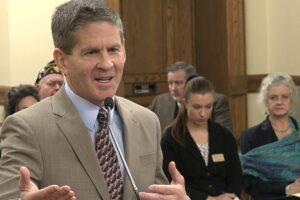 MT Secretary of State Corey Stapleton