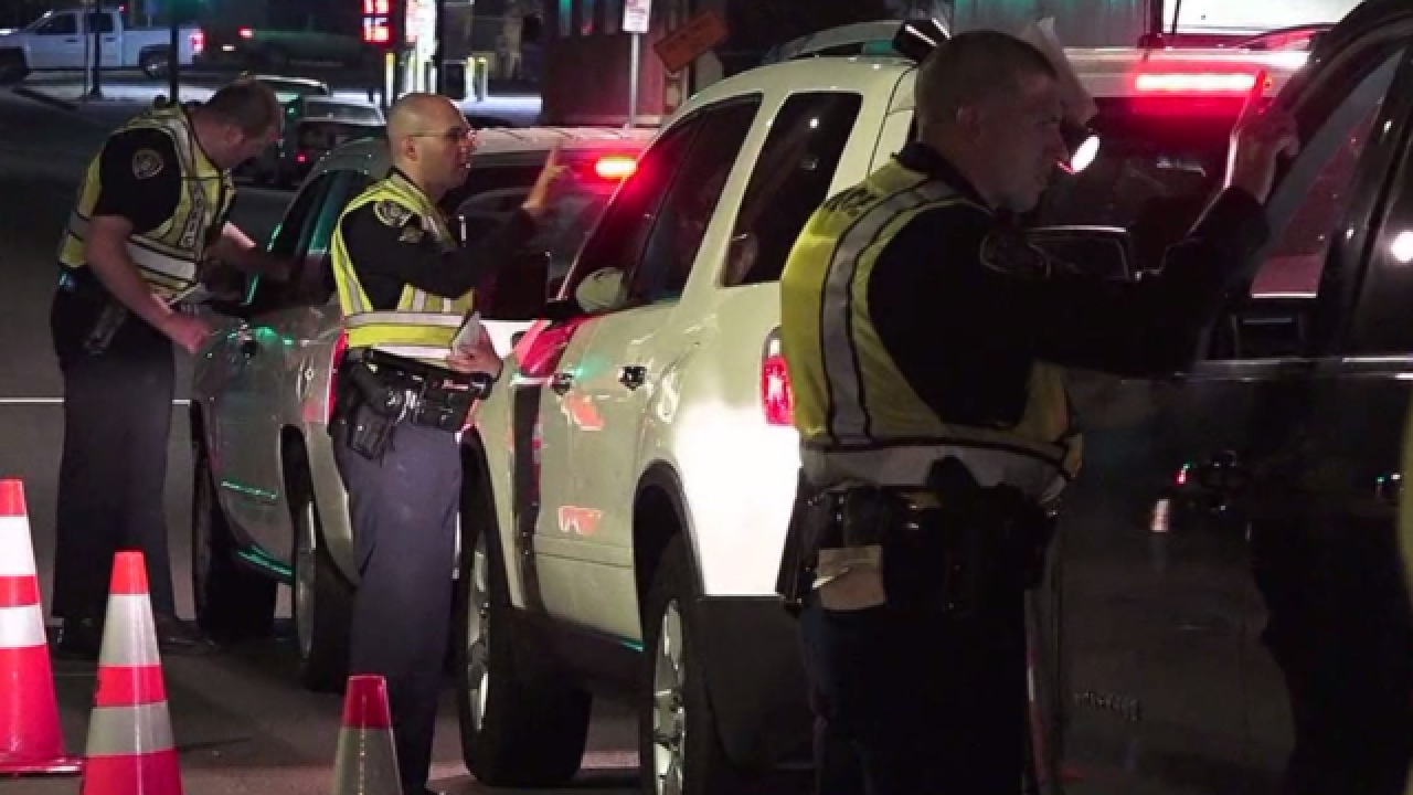 DUI patrols to take place on Super Bowl Sunday