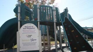 hamilton elementary playground