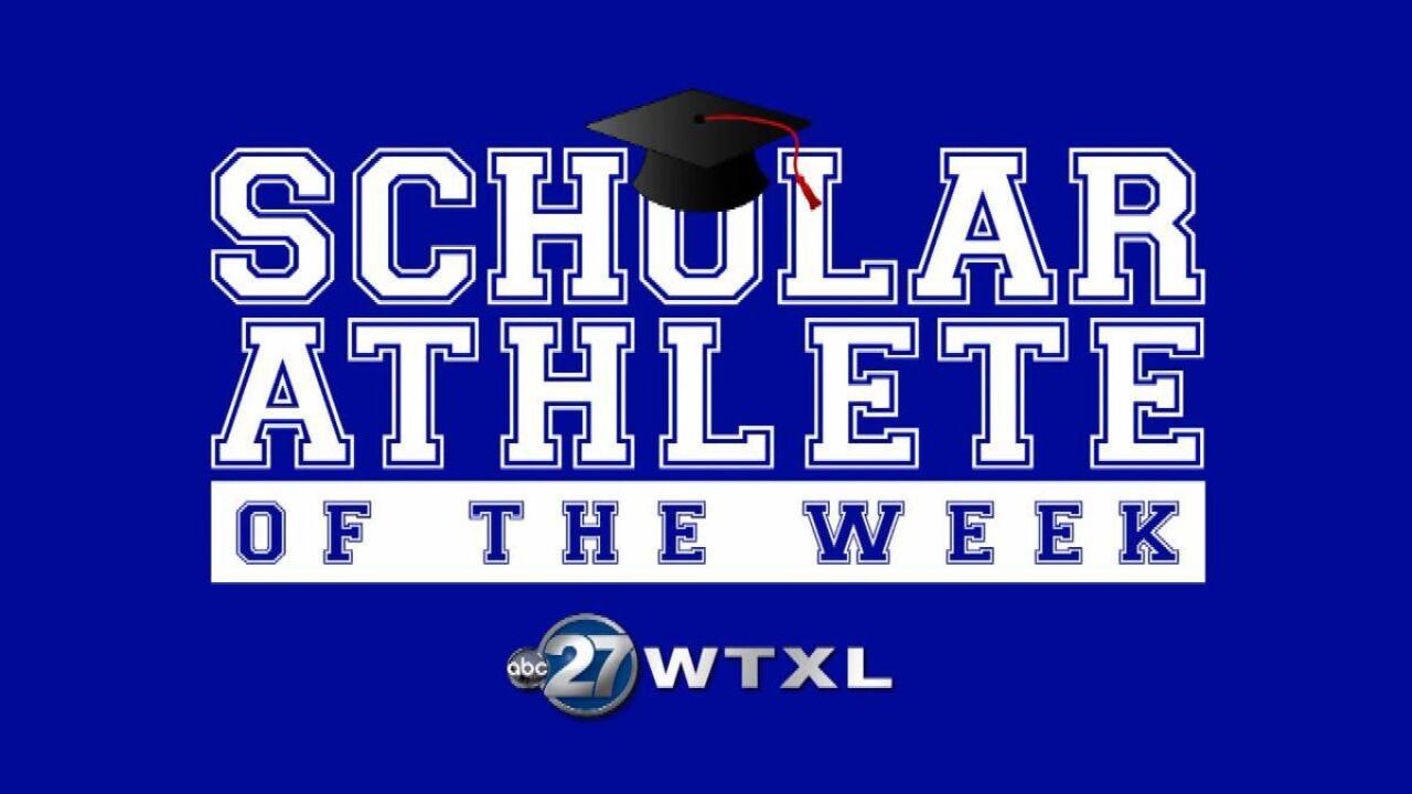 North Florida Christian's Caylan Jones - WTXL Scholar Athlete of the Week