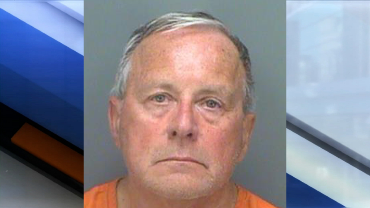Pinellas County Man Arrested For Lewd And Lascivious
