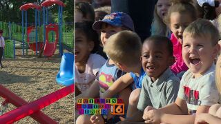 Principal: Real-life learning takes place on theplayground