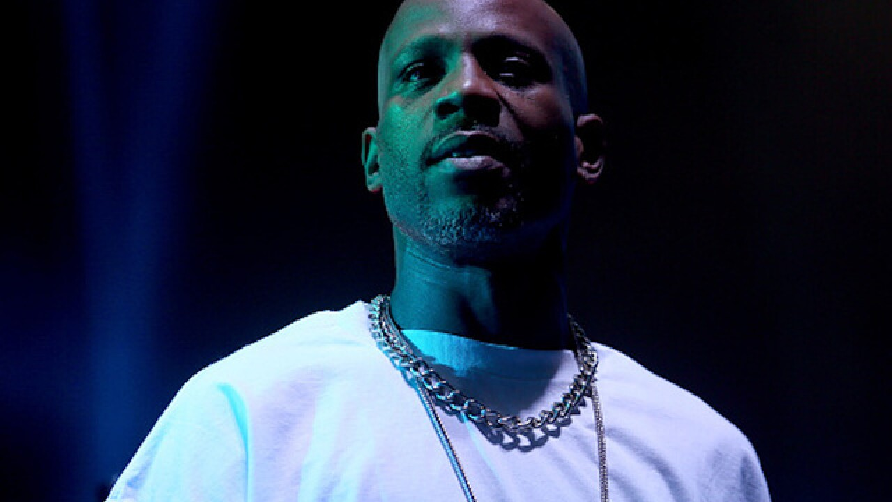 Feds accuse rapper DMX of owing $1.7M in taxes