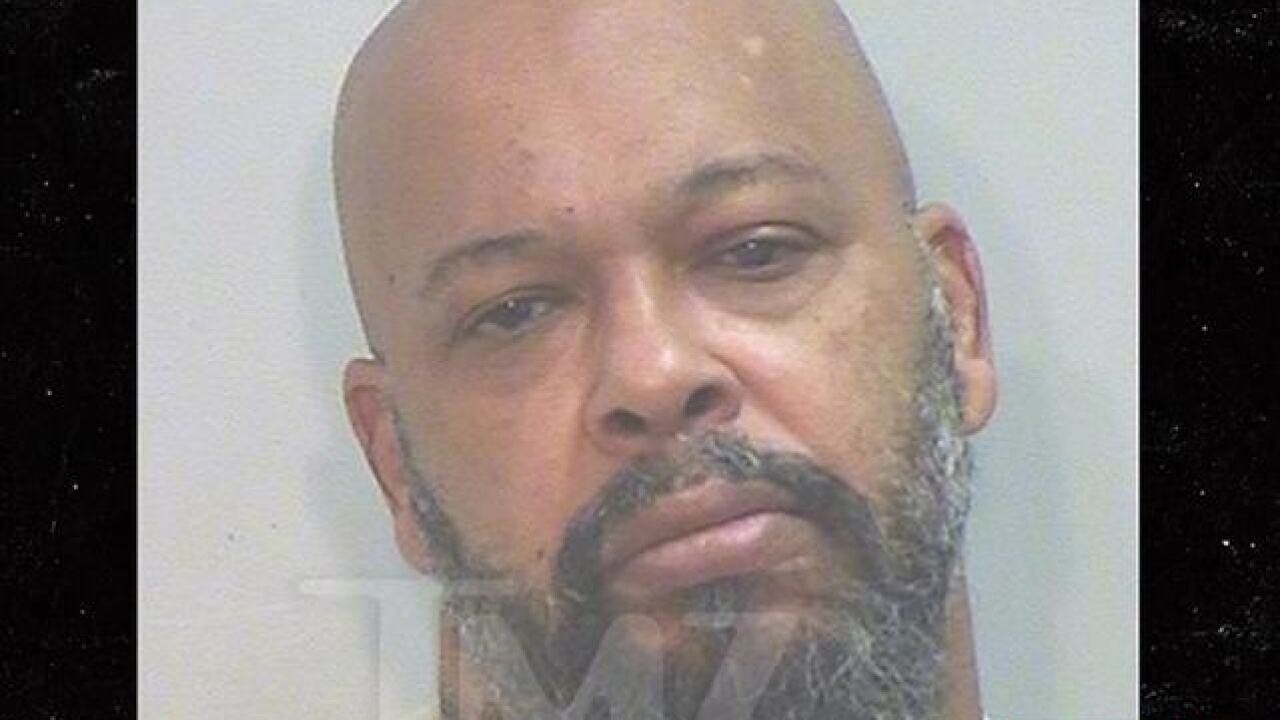 Rap mogul Suge Knight transferred to Wasco State Prison