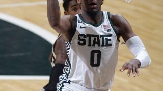 W Michigan Michigan St Basketball