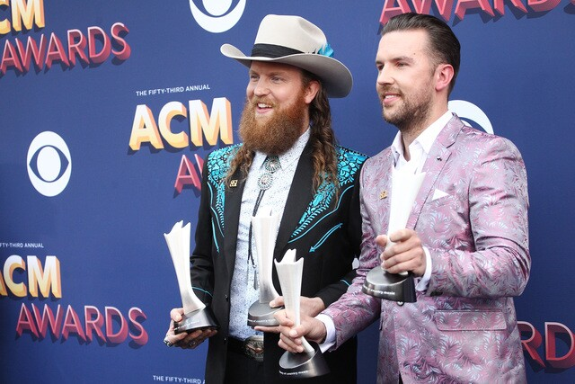 Gallery: 2018 Academy of Country Music Awards red carpet arrivals