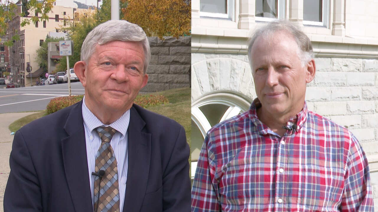 Rolfe, Fasbender running for open seat on Lewis & Clark County Commission