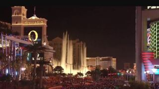 Las Vegas barely makes top 10 list of cities to celebrate New Year's Eve