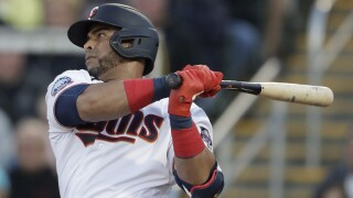 Twins edge Tigers in game played in Dominican Republic