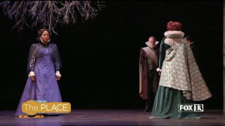 Historic rivalry on stage at Pioneer Theatre Company with 'MaryStuart'
