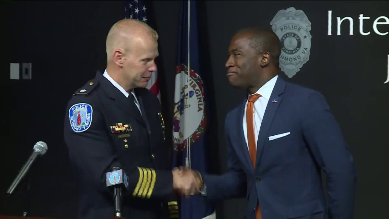 After 23 years in the department, William Smith named Richmond PoliceChief