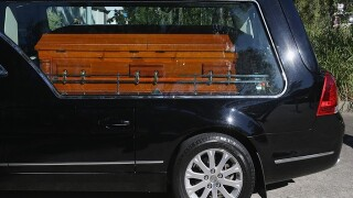 Mortuary worker stole dead man's car, gun