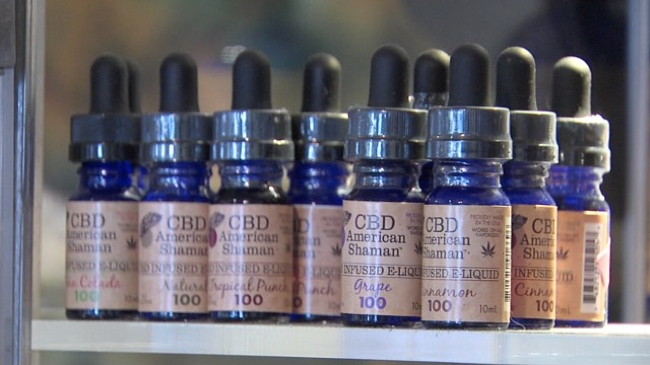 CBD oil one step closer to legalization