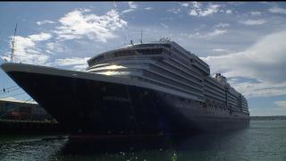 Holland America Cruise Ship 030720