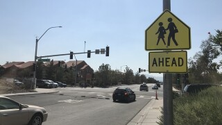 Parents upset about missing crossing guards