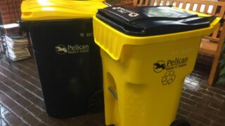 Carencro residents receiving new waste collection bins