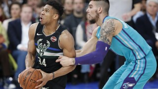 France Charlotte Hornets Milwaukee Bucks Basketball