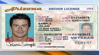AZ can begin obtaining REAL ID-compliant license