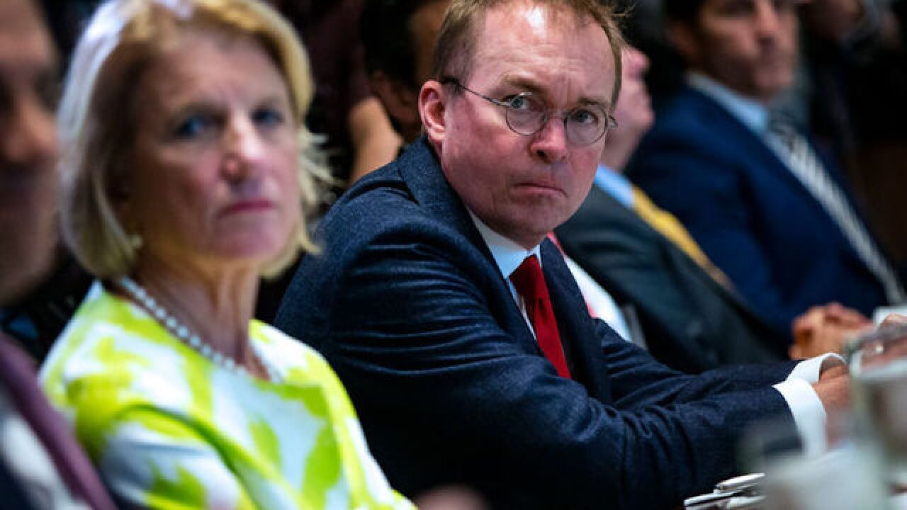 Mulvaney to weaken military lending oversight, New York Times reports