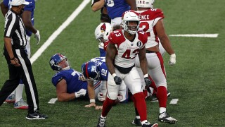 Cardinals Giants Football