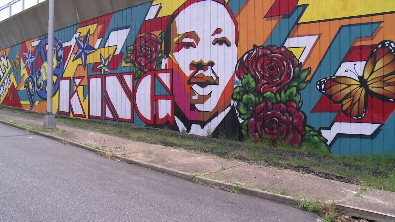 Event space under Richmond bridge is goal of I Have a Dream Festival