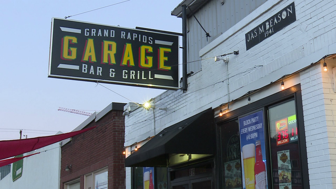 The Garage Grand Rapids Halloween Party 2020 Garage Bar to give away hundreds of meals over next 30 days