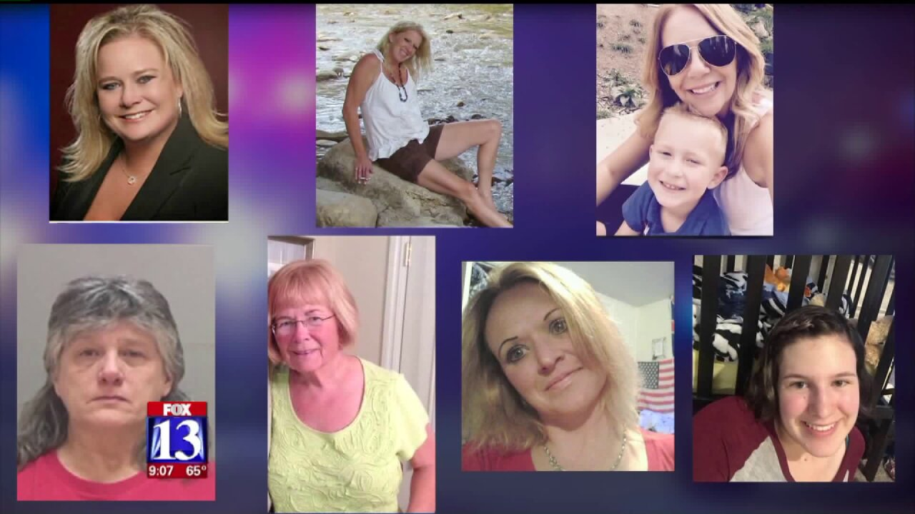 Families call for greater domestic violence protection after deaths in American Fork,Sandy