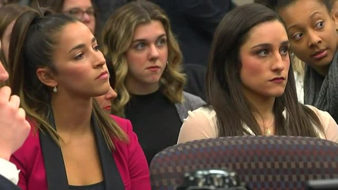 Aly Raisman: Gymnast calls Larry Nassar 'sick' during moving victim statement