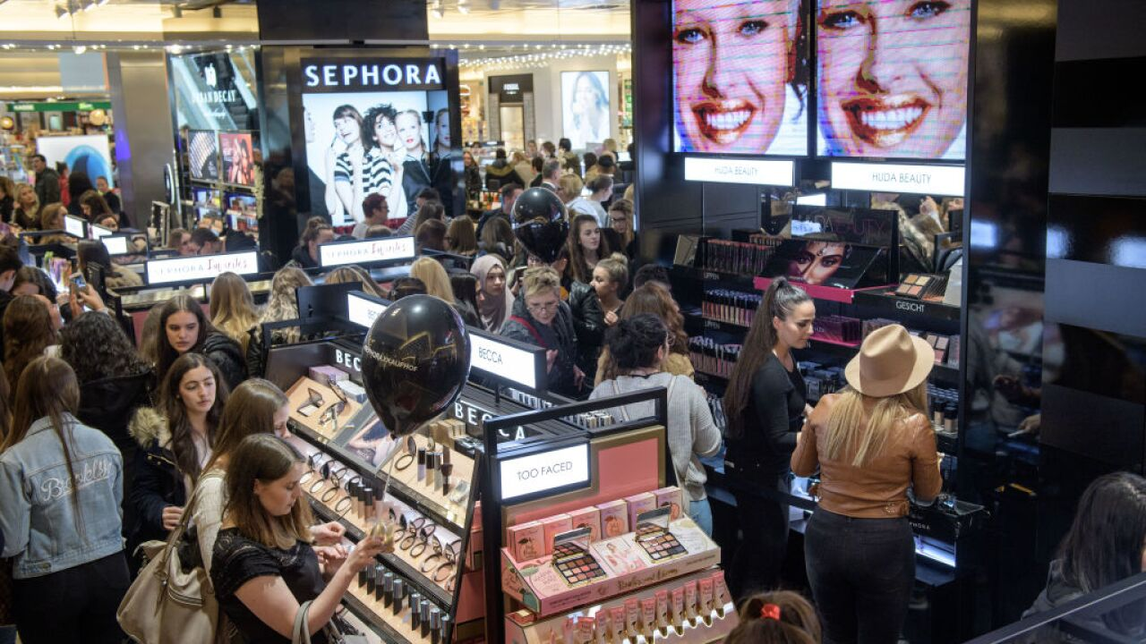 Sephora letting shoppers donate reward points to National Black Justice Coalition, various other organizations