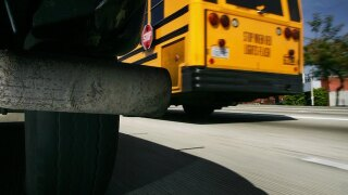 Ohio father makes daughter walk five miles home from school after she was suspended for bullying