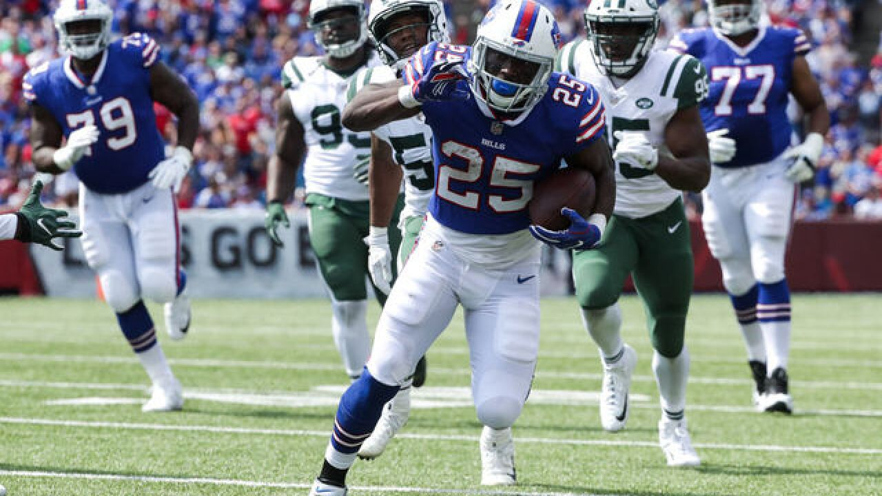 2017 Buffalo Bills All-22 in Review: Running Backs