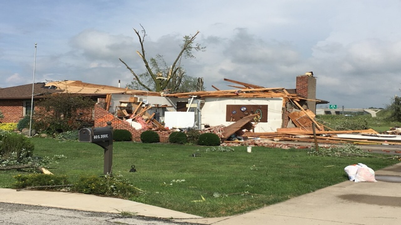 PHOTOS: Kokomo storm damage