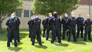 KCPD 169th Police Academy Class