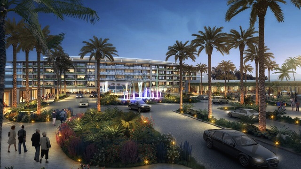 Caesars to manage new resort in Mexico