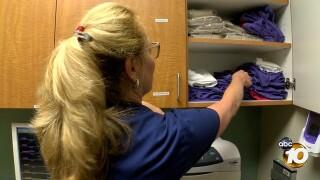 Nurse restores patient dignity