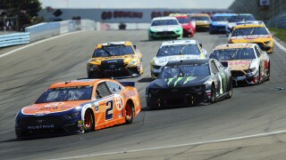 NASCARWatkinsGlenAutoRacing