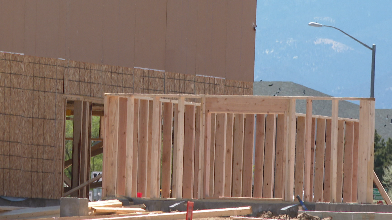 With material costs soaring, construction site thefts are on the rise in Colorado Springs