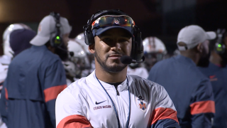 Almost home: Maury's Dyrri McCain has alma mater one win from first football title in 80years