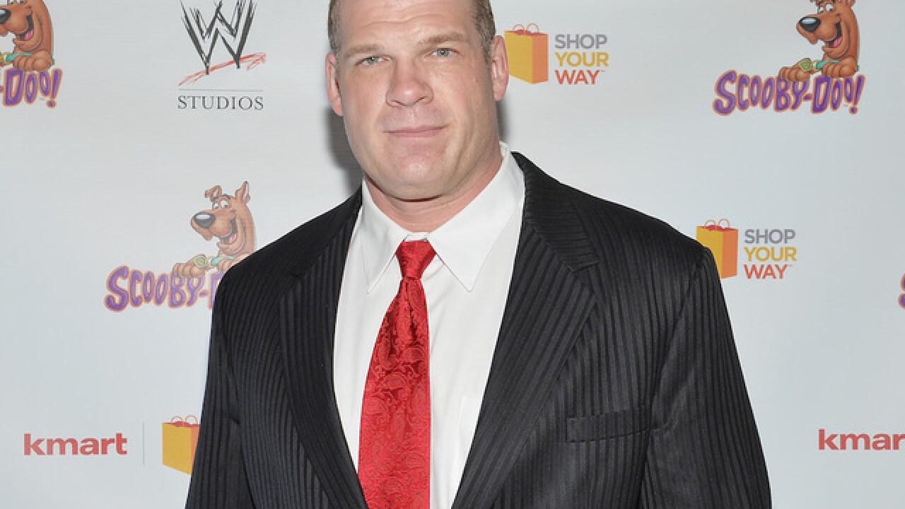 WWE star Kane elected mayor