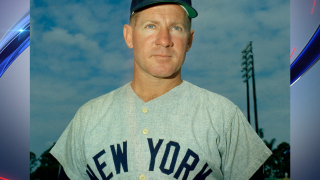 Yankees great Whitey Ford