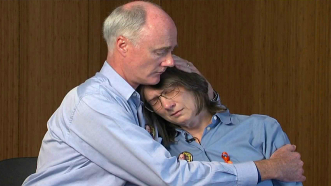 Hannah Graham's parents: The light UVa. college student 'radiated can never be extinguished'