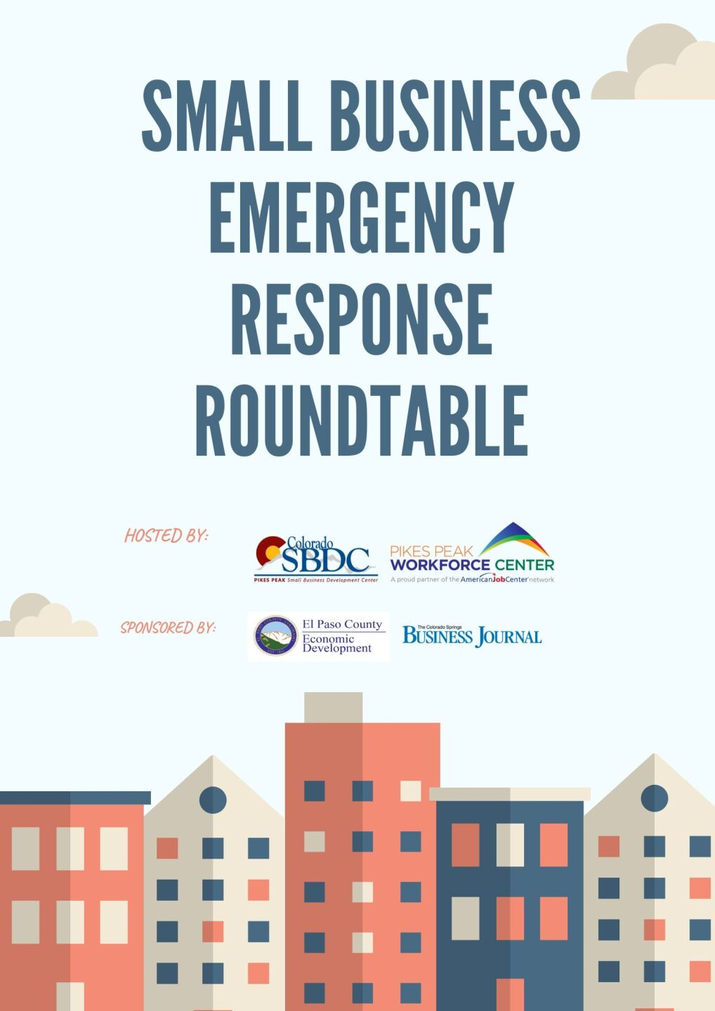 Small Business Emergency Response Roundtable