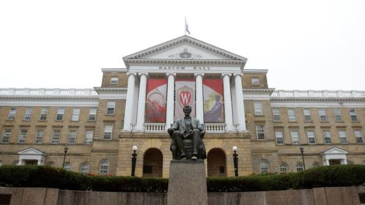A quarter of UW-Madison students reported have been sexually assaulted