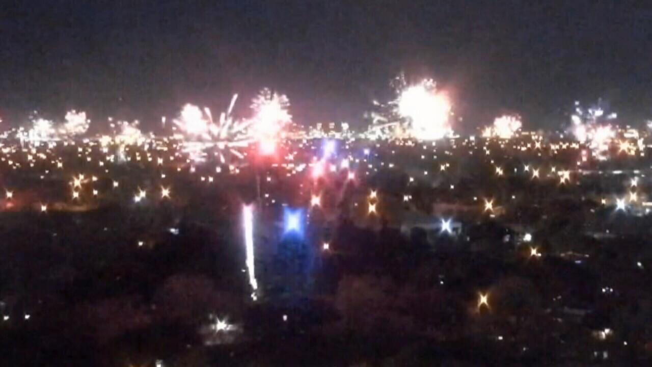 Police defend number of fireworks citations