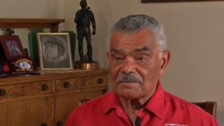 Franklin Macon from Colorado Spring_Tuskegee Airman