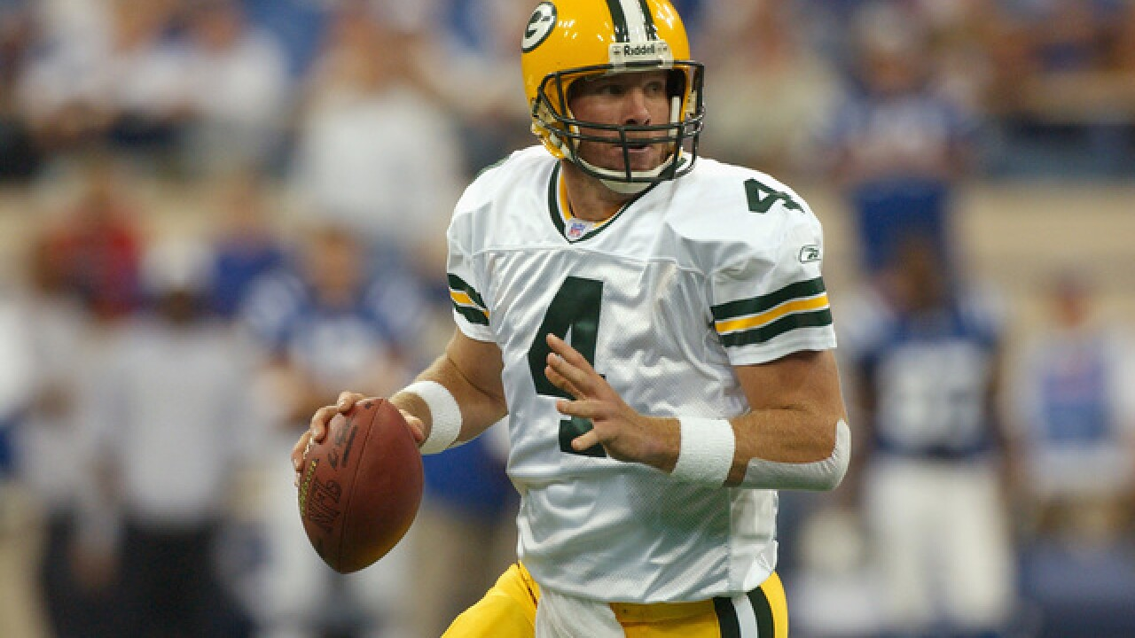 Brett Favre to help pump up Eagles before Super Bowl