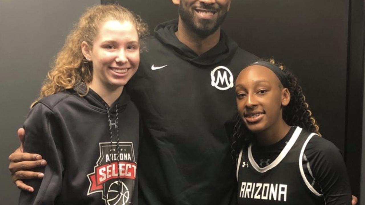 Jess Finney Kobe Bryant Women's basketball